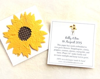 seed wedding favors etsy Seed Cards Wedding Favors Seed Cards Wedding Favors #3 seed cards wedding favors
