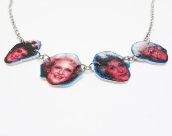 Golden Girls Necklace