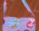 My little pony toddler purse