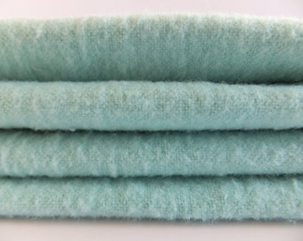 SET OF FOUR - Unpaper Towels - Cloth Wipes - Family Cloth - Flannel Washcloths