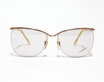 Half Rimmed Vintage Eyeglasses by Atrio made in Germany, 1980s