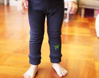 KIDS SPATS -Leggings - PDF e pattern - size 2Y