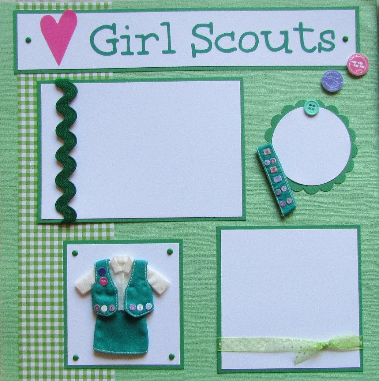 girl scouts of america essay Girl scouts beyond bars serves girls whose mothers are incarcerated at coffee  creek correctional facility in wilsonville, oregon gsbb's primary goal is to.