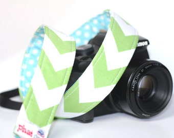 Reversible Camera Strap for DSLR - Berrytini