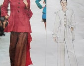 Vogue 1306, Misses' Suit sewing pattern, Size  14 16 18, Uncut