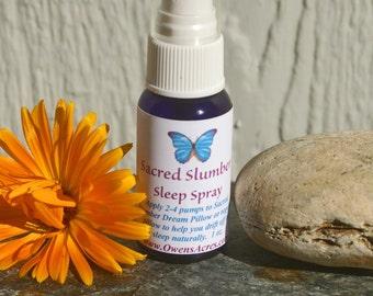 Aromatherapy Spray, for Sleep - Dream Pillows, Linen Spray, Sleep Help, Relaxing, Stress