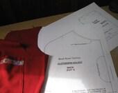 Clothespin Bag Paper Patt...