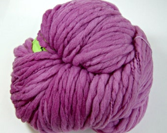 Thick & Thin Bulky Weight Yarn - Raspberry Sorbet