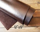 Metallic Felt Sheet - Bronze 12x17 - Exclusive to A Market Collection