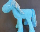 Custom Wrap Scrap Pony