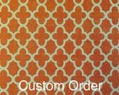 Custom Order for TaraH