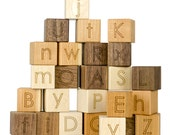 Alphabet Blocks Toy