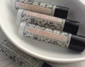 Red Delicious Natural Lip Balm