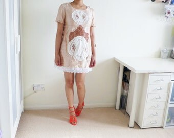 ELSPETH - Lace & doilies