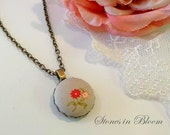 Necklace - Cherry Blossoms