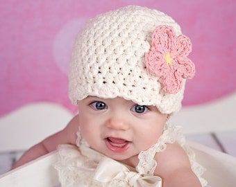 30 Colors Newborn Baby Girl Hat Newborn Hat Girl Newborn Girl Hat Newborn Hospital Hat Newborn Baby Hat Flower Hat Flapper Baby Girl Clothes