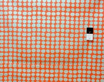 Amy Butler AB46 Love Sunsports Tangerine Cotton Fabric 1 Yard