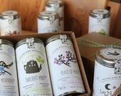 0244 Herbal Lovers Loose Leaf Gift box