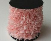 Handmade Crepe Fringe - Light Blush Pink