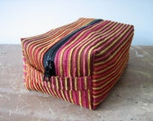 Dopp Kit, Toiletry Bag, Makeup Bag, Handmade in Maine