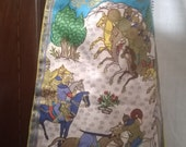 One Of A Kind Shoulder Bag, from Vintage upholstery fabic panel