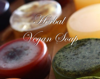 Moringa Herbal Soap!