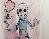 Friday the 13th meets Valentines Day