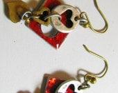 Little Heart Earrings by Chicos