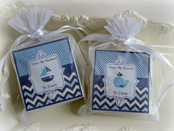 baby boy shower favors nautical theme shower nautical party favors