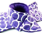 LARGE Hospital Gift Set, Get Well Soon, Surgery Care Package, Microwave Heating Pads, Therapy Massage Soothing Comfort Gift