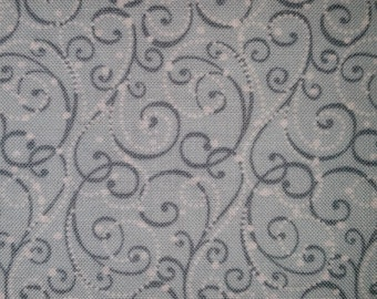 Holiday Cheer Q-9687-11 Cotton fabric by Henry  Glass 1/2 yd cuts