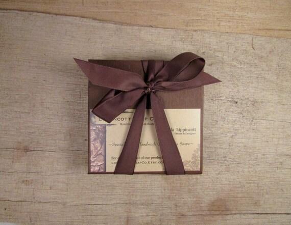 Lip Balm Gift Set - You Pick Four Lip Balms - Lip Balm Gift Box Set - Men's Gift - Gift for Her