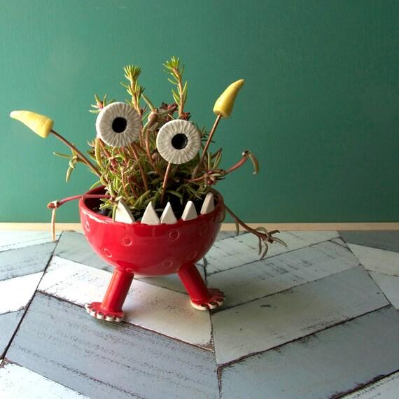 create a Monster Planter