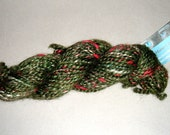 Christmas Tweed Textured Yarn  2.6 Ounces