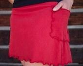 Hemp Elven Pocket Mini-Skirt