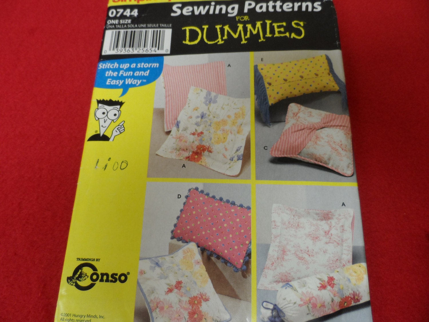 sewing patterns for dummies pdf