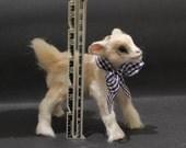 OOAK Realistic Miniature Cute Baby Goat by Malga