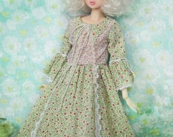jiajiadoll- LAST 2 for momoko unoa pullip size little flower laced dress fit momoko