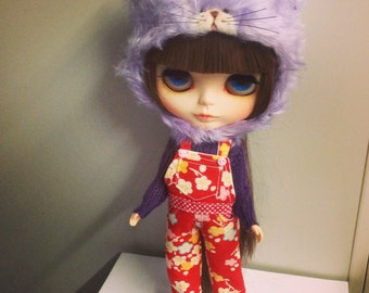 Japanese Style Overall for Blythe