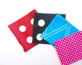 Waterproof Picnic Blanket ADD-ON- Eco-Friendly Waterproof Backing - Customization for your Picnic Blanket Order in Red, Pink, Black or Blue