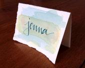 Custom cards for Alyssa