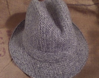 Vintage Hat Mad Men Style  Dobbs