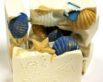 Beach Bliss Handmade Soap