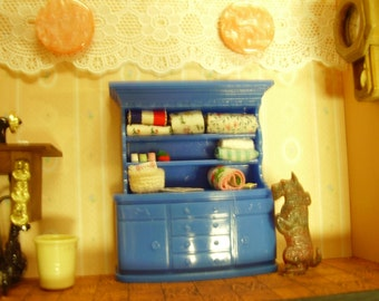 The Sewing Room Shadowbox