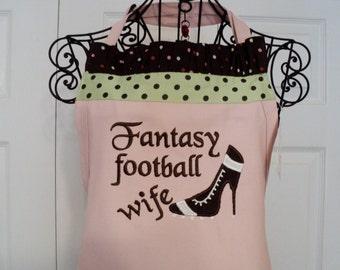 Fantasy Football Wife Apron