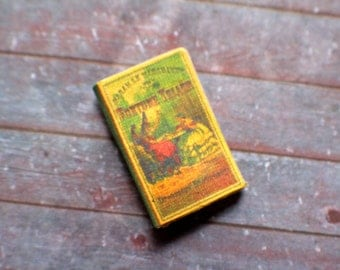 Miniature Book --- Madame le Marchand's Fortune Teller Dreamer's Dictionary