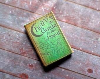 Miniature Book --- Cheiro's Guide to the Hand