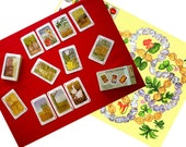 COMBINATION PACK of Gaia's Garden  ECONOMY version and 2 Living Landscapes card games