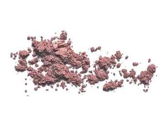 Primrose - Dusty Muted Pink Mineral Blush - Handcrafted Makeup
