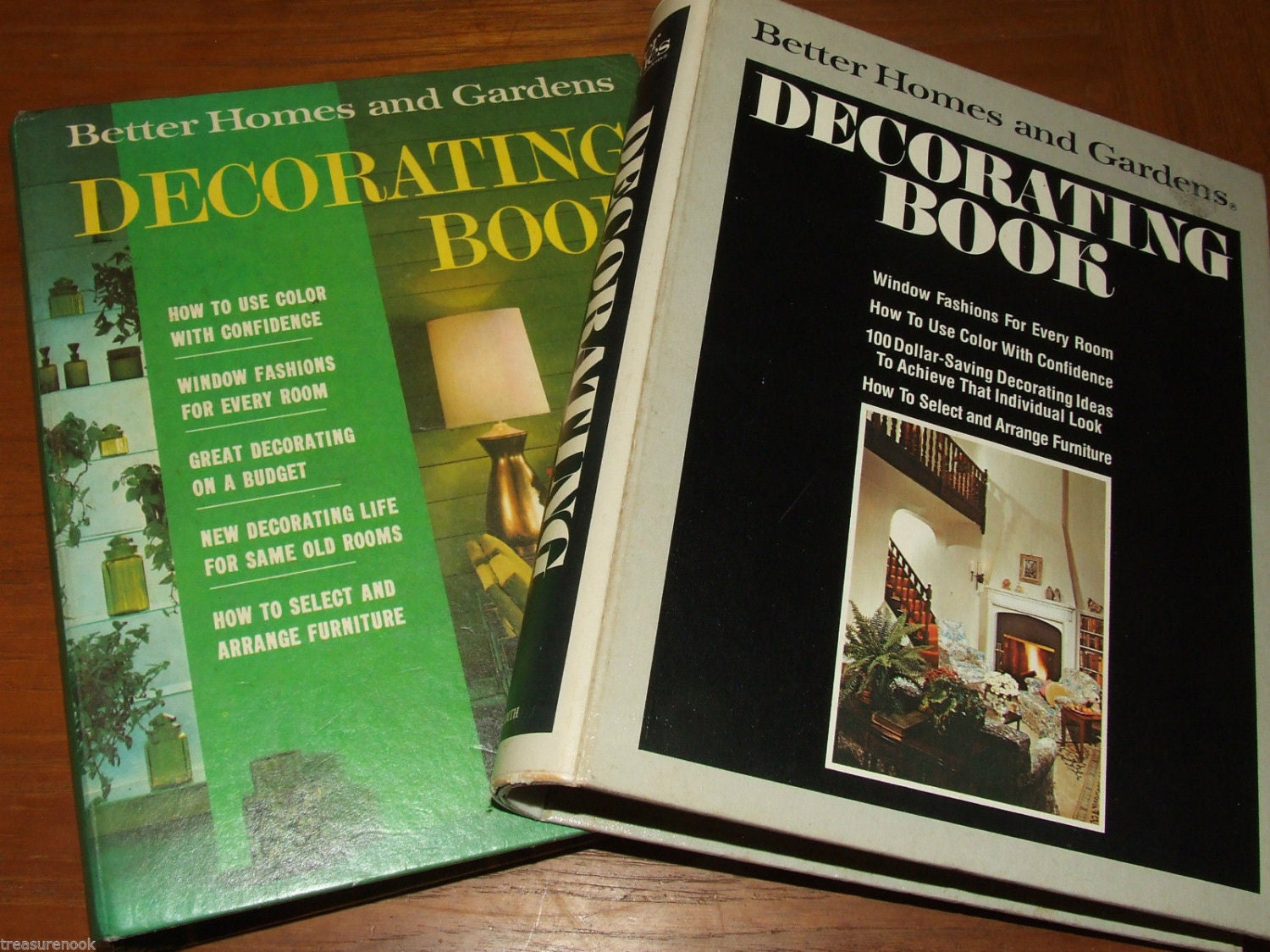 1968 better homes gardens decorating 1976 better homes - Better homes and gardens cookbook 1968 ...